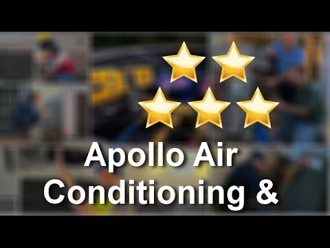 HVAC Repair Corpus Christi - Apollo Air Conditioning & Heating Excellent 5 Star Review