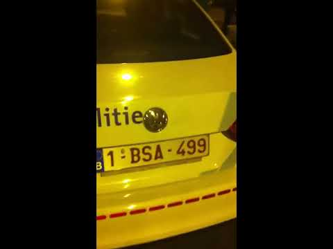 POLICE BRUTALITY BELGIUM: Youth-house mazed !!