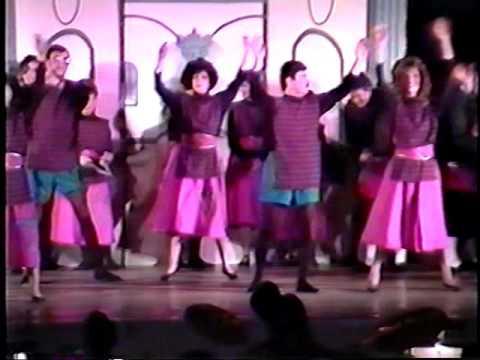 "Washington School Show ""Be True To Your School 1992"