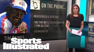 Would Tim Raines change the Hall of Fame voting system? | SI Now | Sports Illustrated