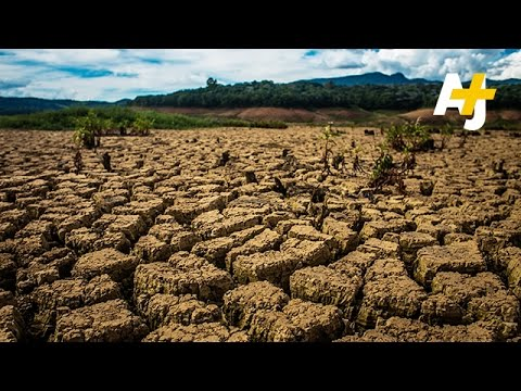 São Paulo Water Crisis Could Get Worse