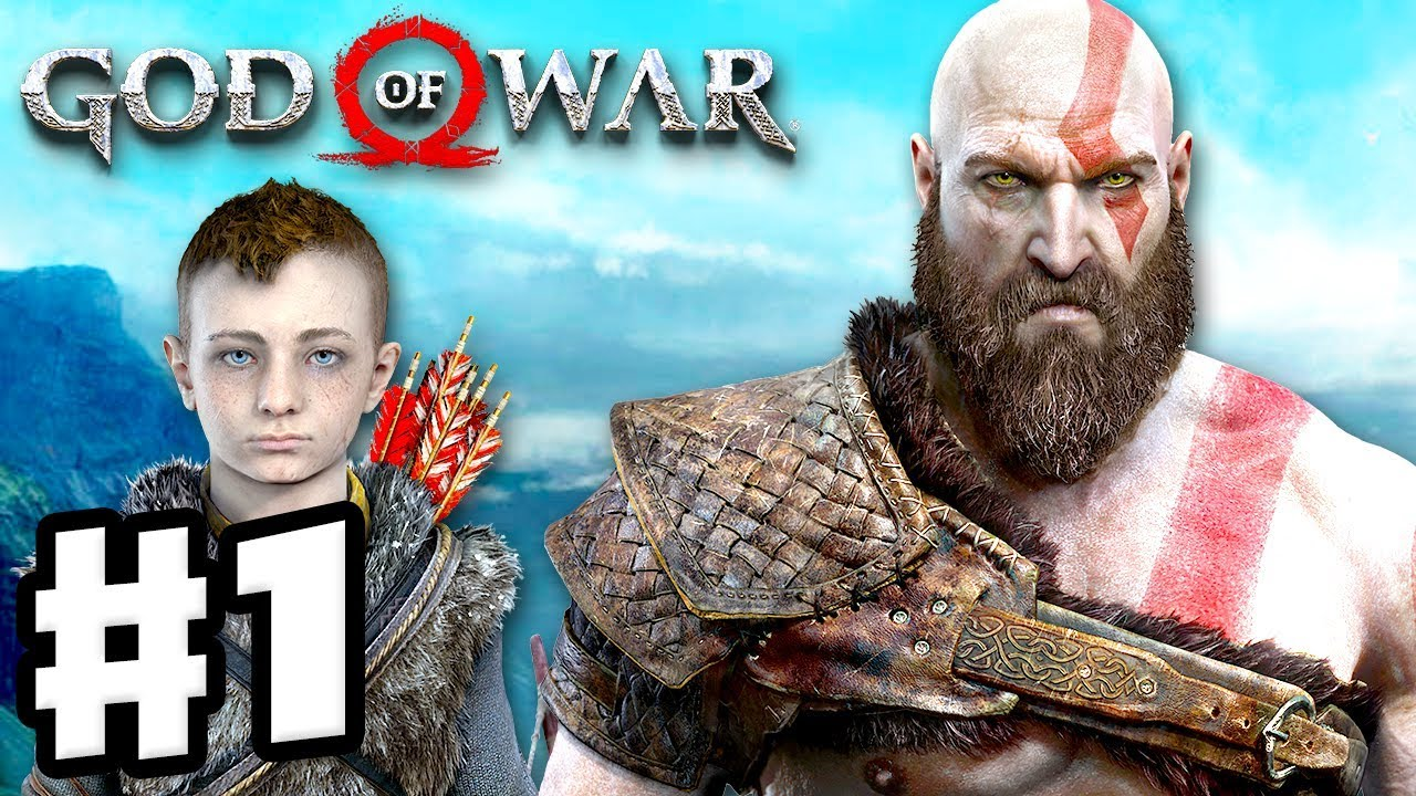 God Of War Gameplay Walkthrough Part 1 Kratos And Atreus God Of War 4