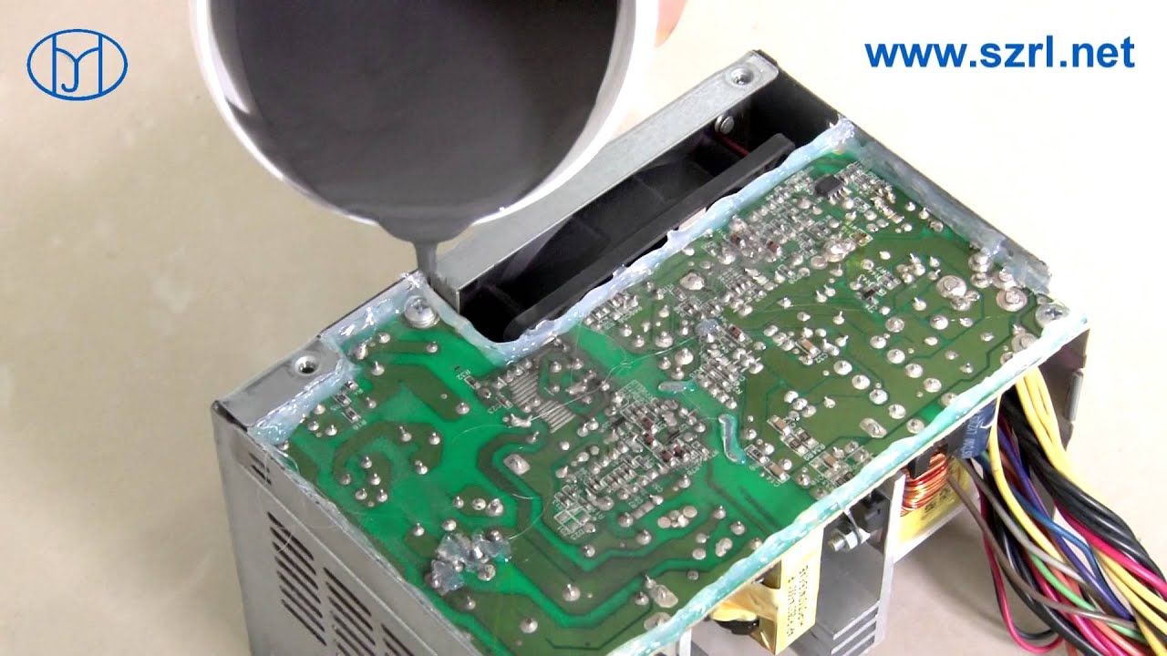 Electronic Potting Compound Addition Cure Type Hy9055 Youtube Circuit Board Assembly Buy Circuits Boardcircuit