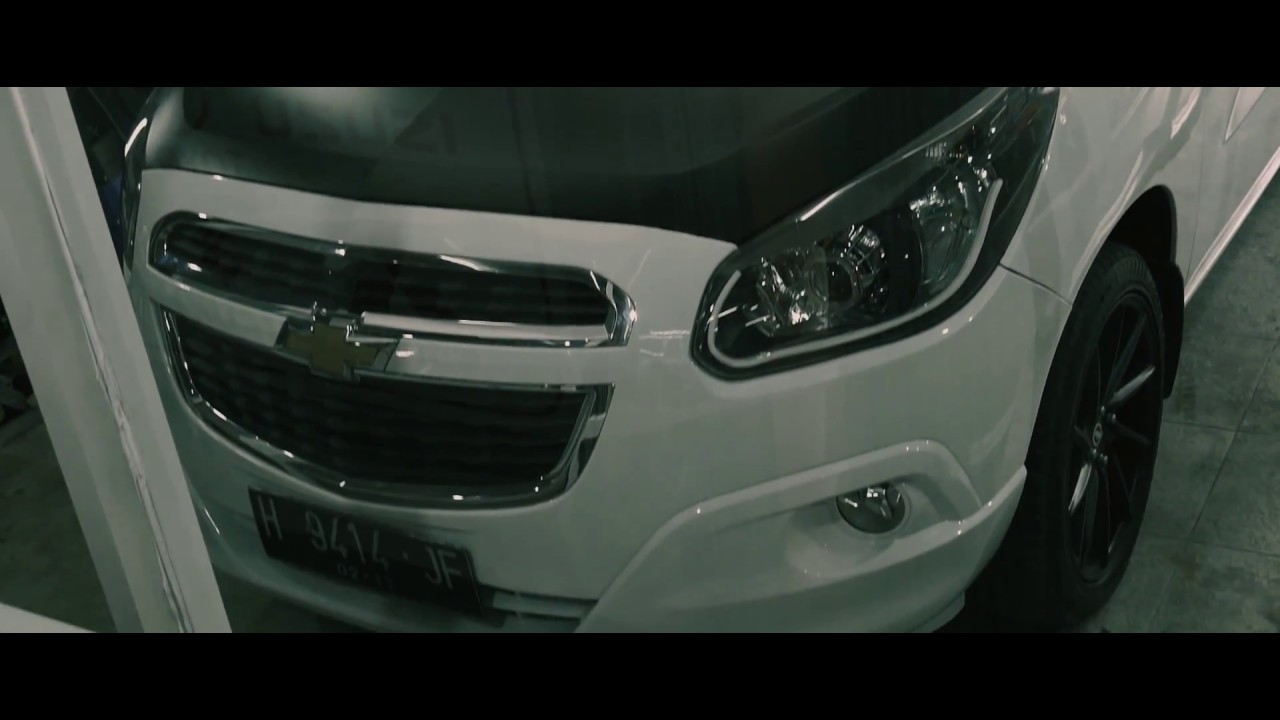 MODIFIKASI CHEVROLET SPIN INDONESIA