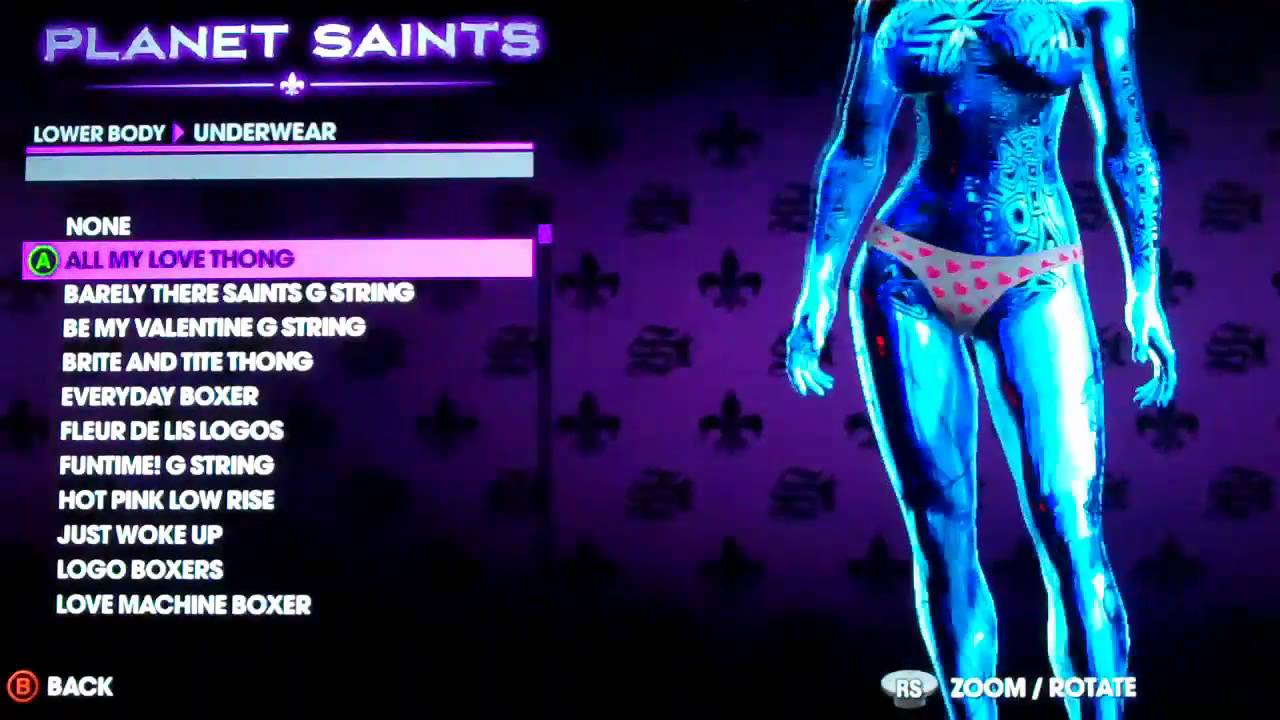 Saints Row Xxx 64