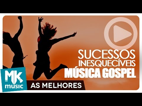 OS MAIORES SUCESSOS INESQUECÍVEIS DA MÚSICA GOSPEL - 2 HORAS DE MÚSICA (Monoblock)