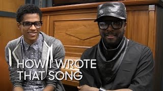 How I Wrote That Song Will I Am Cody Wise It S My Birthday