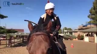 Berkuda dan Memanah Bersama Aa Gym