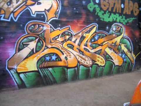 SARE - Graffiti Rock