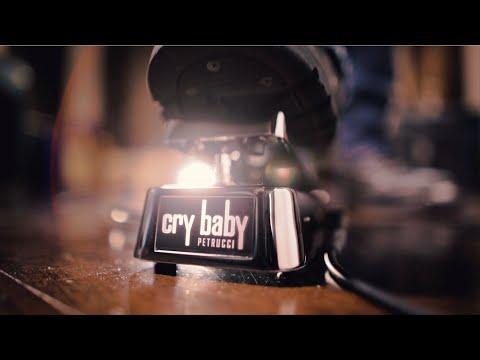 John Petrucci Cry Baby Wah