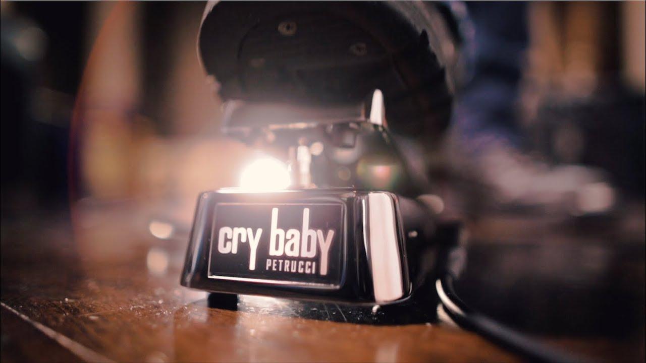 JOHN PETRUCCI CRY BABY® WAH