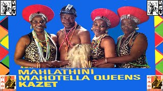 Mahlathini and the Mahotella Queens - Kazet (Live)