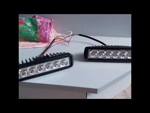 Светодиодные фары с Aliexpress