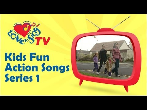 children love to sing songs kids fun action songs series 1 youtube. Black Bedroom Furniture Sets. Home Design Ideas