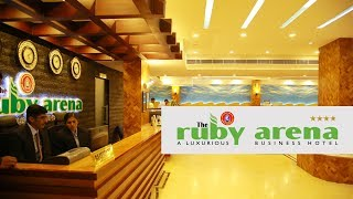 The Ruby Arena - 4 Star Hotel Trivandrum