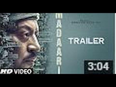 Madari |Movie Official Trailer | 2016 |...