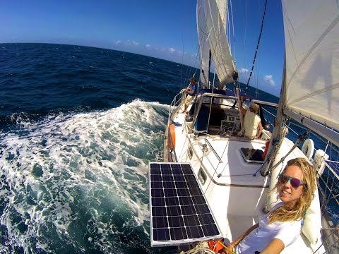 How to Hitch-Sail across the Atlantic Ocean? (& How NOT!)