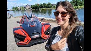 Review Polaris Slingshot