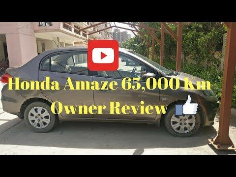 Honda Amaze 65,000 Km Owner Review!!!