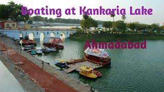 Boating at Kankaria Lake Ahmadabad | Best Place to Visit |