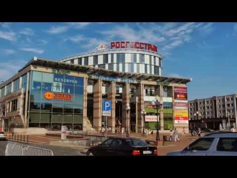 011 Калининград. Площадь победы