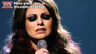 Cher Lloyd sings Stay - The X Factor Live show 4 - itv.com/xfactor