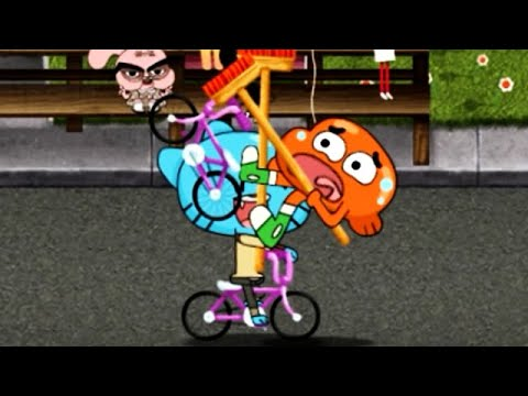 The Amazing World of Gumballs - The Gumball Games [CN Games]