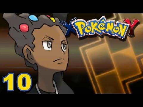 Pokémon Y #10 : DEUXIÈME BADGE !