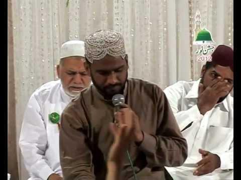 """Shahid Kamal Haider- Naat """"Thandi Thandi Hawa Madinay Ki"""""""