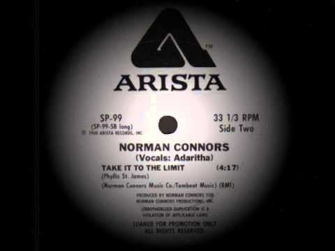 Norman Connors - Take It To The Limit (Long Version)