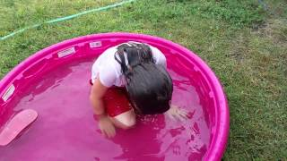 Video Lyla holding her breath. Pool fun. 2015 download MP3, 3GP, MP4, WEBM, AVI, FLV Juli 2018