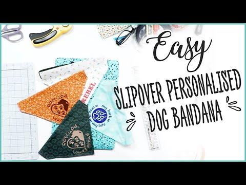 Easy Slipover Personalised