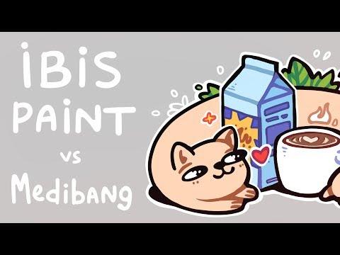 Ibis paint | Плюсы и минусы