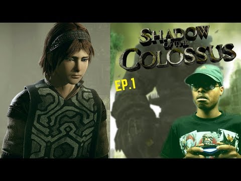 ImDontai Plays Shadow Of The Colossus Ep.2 [LiveStream W/ Chat]