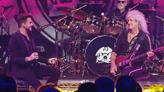 Queen + Adam Lambert - Love Kills (iHeart Radio Theater, Los Angeles, USA, 2014)