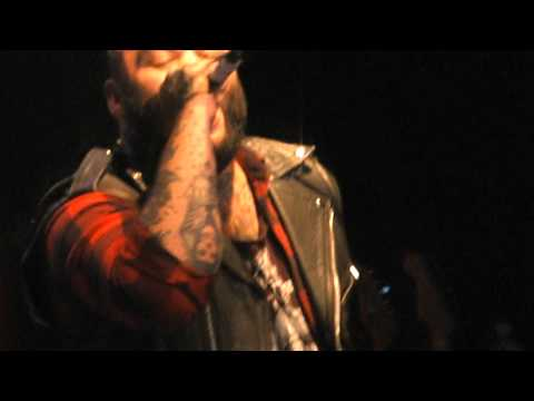 GALLOWS - MISERY - LIVE - 2012