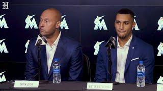 'Need to invest in the international market,' Derek Jeter talks Mesa Brothers
