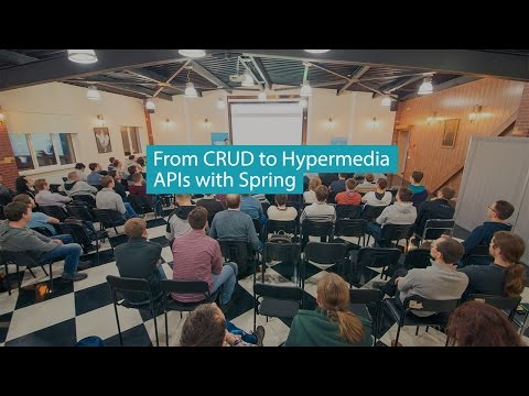 From CRUD to Hypermedia APIs with Spring