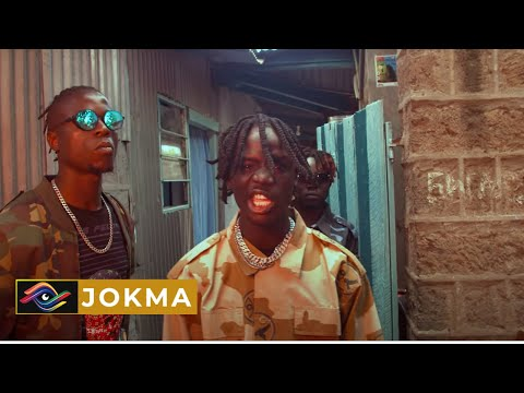 MBOGI GENJE (Smady Tings) X 80Blacks  - MBOGI GAZA  - (Official Music Video)