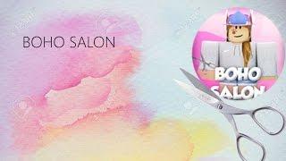 ROBLOX BOHO SALON || w/KATIE UND AVERY