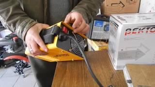 видео Сварочный инвертор foxweld master 202: особенности устройства