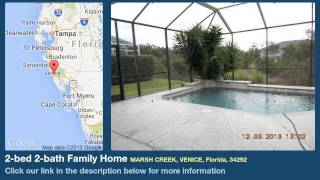 2-bed 2-bath Family Home for Sale in Venice, Florida on florida-magic.com