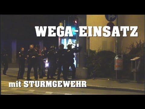 Polizeieinsatz: WEGA stürmt WOHNUNG in Wien-DONAUSTADT | 09.10.2017