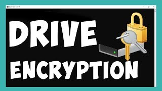 How To Use Bitlocker Drive Encryption | Windows 10