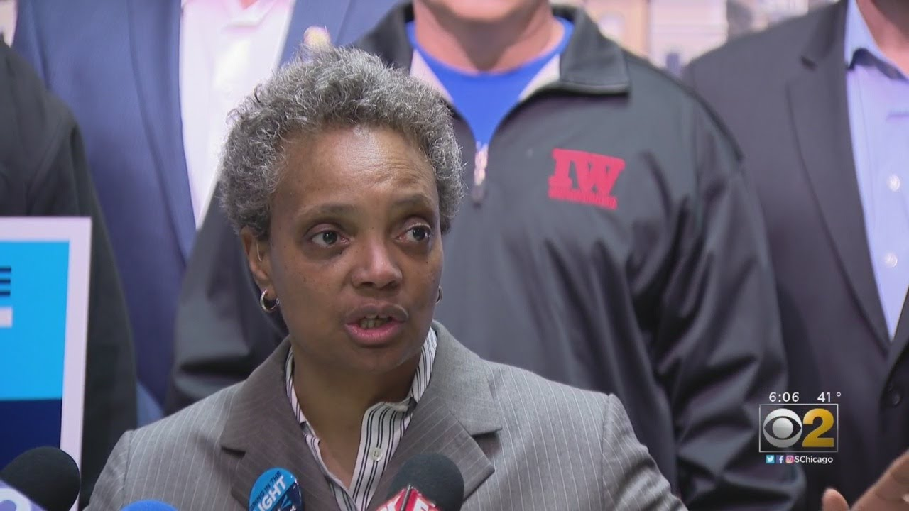 Chicago Mayor Lori Lightfoot calls Twitter rumors 'homophobic ...
