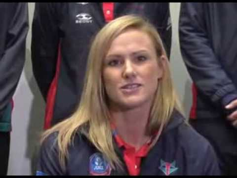 Melbourne Vixen Sharelle McMahon announces retirement