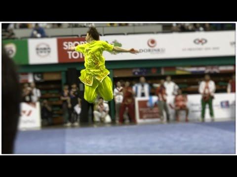 12th World Wushu Championships Men Changquan CHN Xi Wang 王曦 9.72