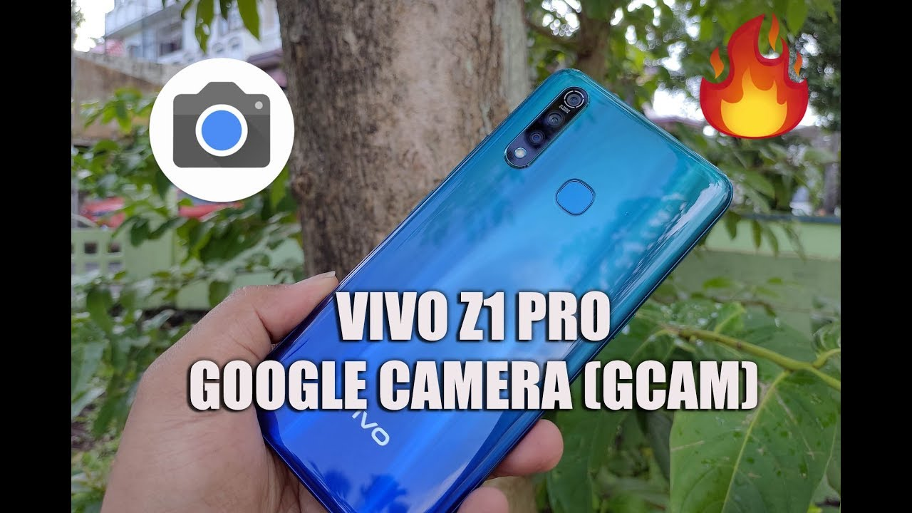 Vivo Z1 Pro: How to Install Google Camera (GCam) APK