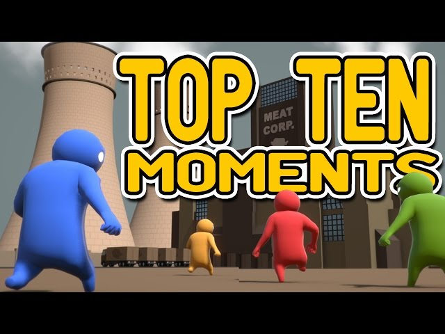 Stumpts Best Gang Beasts Funny Moments