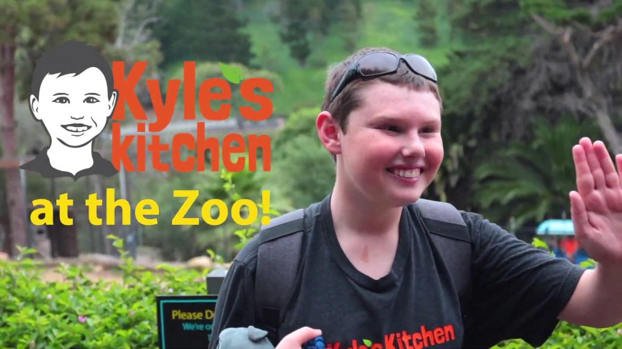 Kyle S Kitchen Santa Barbara Zoo Summer 2019 Partnership